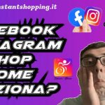 Facebook Shop – Come funziona?